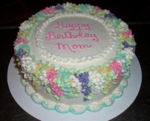 Jeannie's cake