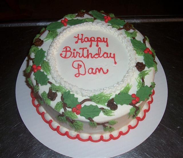 Swell December Cakes Bettycakes Photos And More Funny Birthday Cards Online Hendilapandamsfinfo